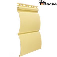 Сайдинг Блок Хаус «Döcke Лимон»