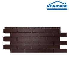 Фасадна панель «NordSide Цегла»