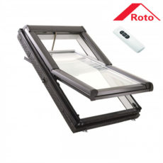 Мансардне вікно «Roto Designo R4 Roto Tronic»