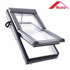 Мансардне вікно «Roto Designo R6 Roto Tronic»