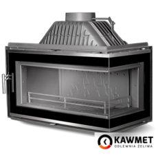 Камінна топка «Kawmet W16 праве бокове скло без рами (14,7kw)»