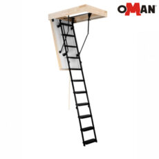 Сходи на горище «Oman Solid Polar»